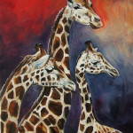 Obraz olejny na płótnie, oil painting on canvas,