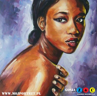 malowanie portretów