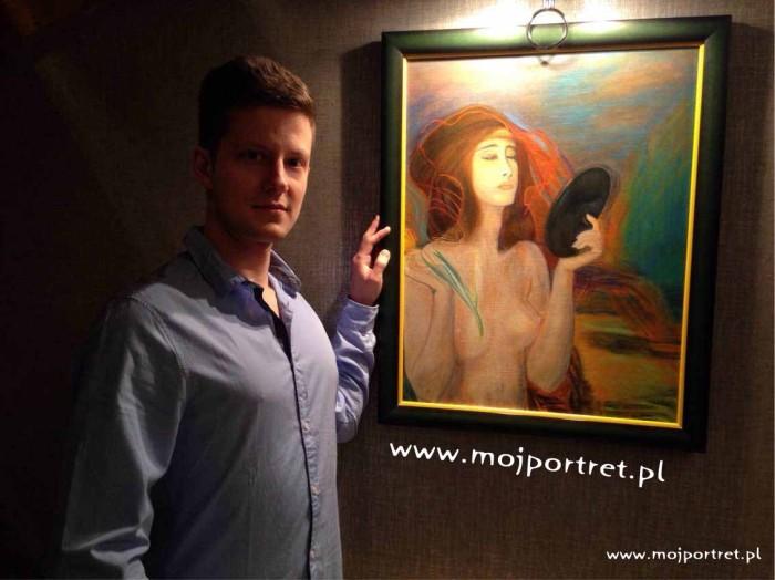 portrety na zamowienie