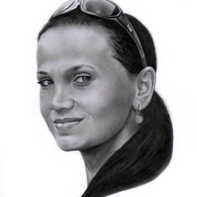 Portret-wegiel