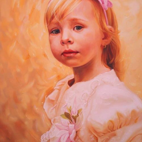 obraz-dziewczynka