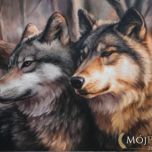obraz-olejny-wilki-100x55cm