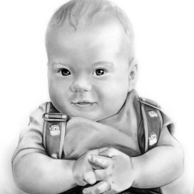 portret-dziecko