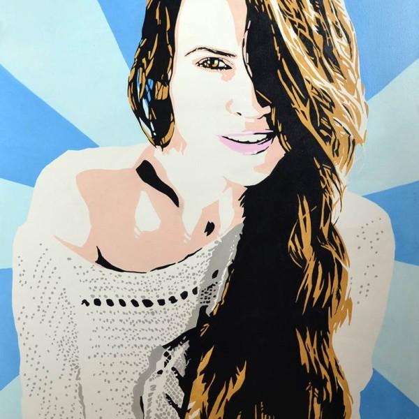 portret-pop-art