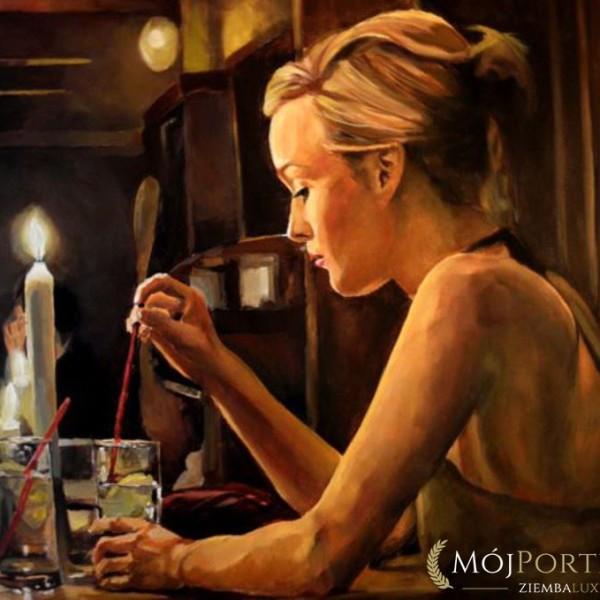 portret-realistyczny-blondynka