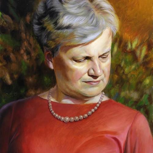 portret-starsza-kobieta
