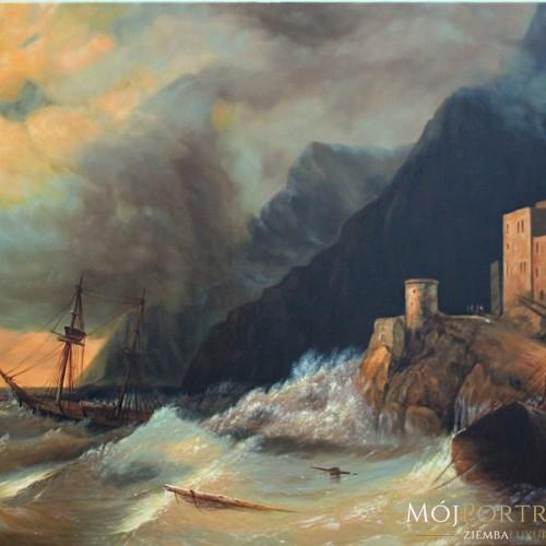 sztorm-krajobraz-obraz