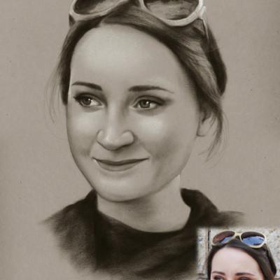 portret-dziewczyna-rysunek