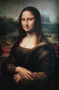 Mona-Lisa-portret