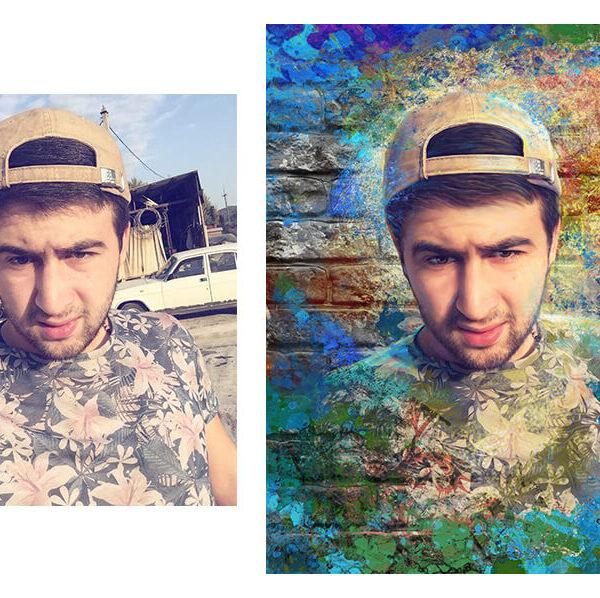 portret-chlopak-grafika