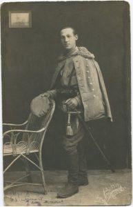 Julian Tyszkiewicz 1919